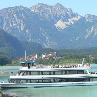 Forggenseeschifffahrt