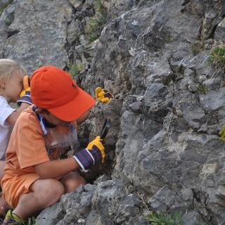Sentiero Geologico - Ricerca di minerali
