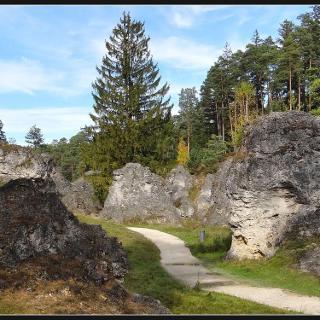 Wental - Felsenmeer