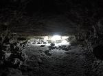 Foto In der Lichterhöhle am Kleinhennersdorfer Stein
