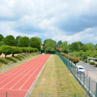 Startpunkt Sportplatz