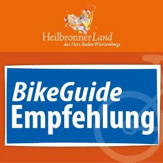 BikeGuide Empfehlung