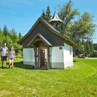 Hubertuskapelle - ein Ort der stillen Einkehr