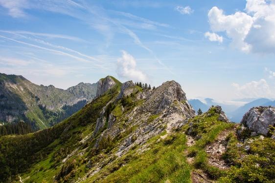Bergtour - Hasentalkopf