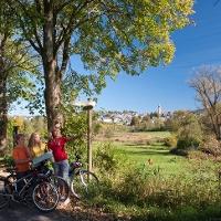 Mit dem Fahrrad unterwegs in Schmallenberg