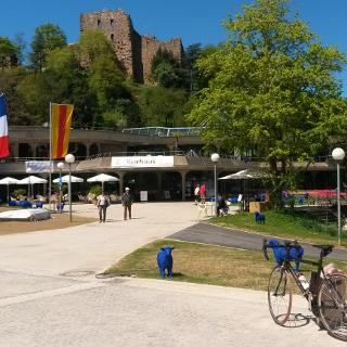 Kurhaus am Schlossplatz in Badenweiler