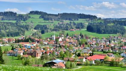 Die Gemeinde Weiler Simmerberg