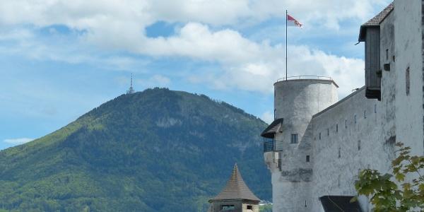 Blick vom Festungsberg