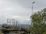 Foto Wetterfahnenaussicht am Gohrisch Westseite