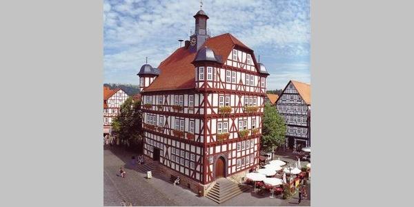 Rathaus Melsungen