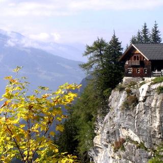 Start: Dolomitenhüttre 1620m