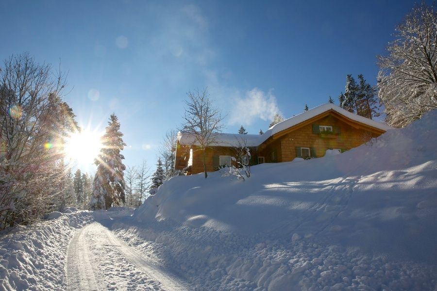 Tonbach - Wanderhütte Sattelei - Häslen - Tonbach
