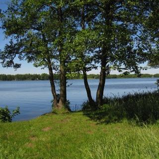 Rastplatz am Zeesener See