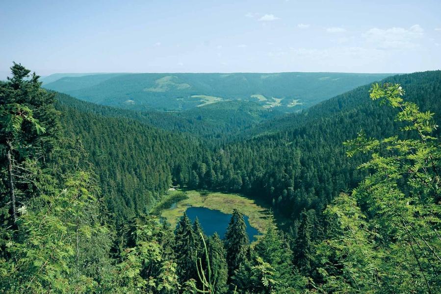 Baiersbronner Himmelsweg: Eiszeit-Tour