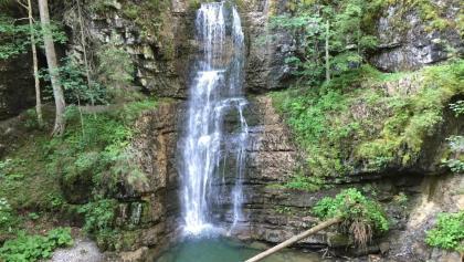 Wasserfall Schwarzwasserbach