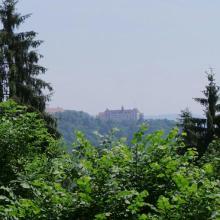 Aussicht Altheiligenberg