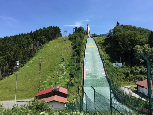 Trailpark Winterberg L1 - Ski Jump Road