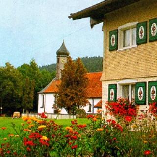 Pfarrkirche in Sibratshofen