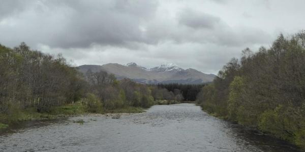 River Fillan und Ben More