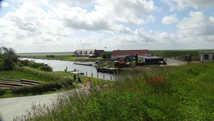 Kammerschleuse Ribe