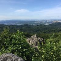 Ausblick vom Ölberg