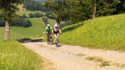 Kaiserkogelhütte, ideales Ausflugsziel für eine Mountainbike Tour