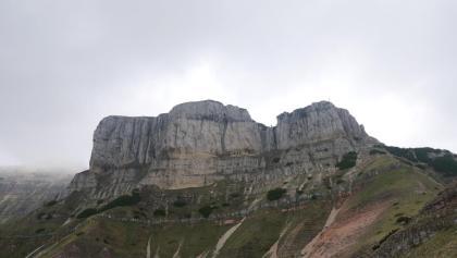 Blick auf den Dosso d'Abramo