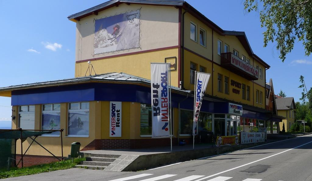 0adc99e4b584d INTERSPORT RENT Galfy – Horný Smokovec /shop&rent/