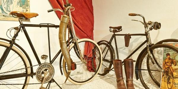 Fahrradmuseum in Ybbs