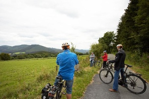 Schmantelrundweg, Start und Ziel in Winterberg