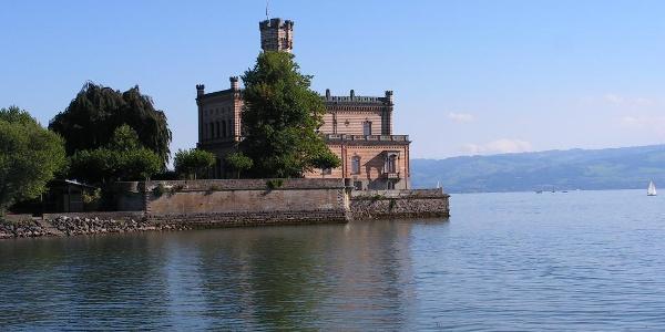Schloss Montfort in Langenargen am Bodensee