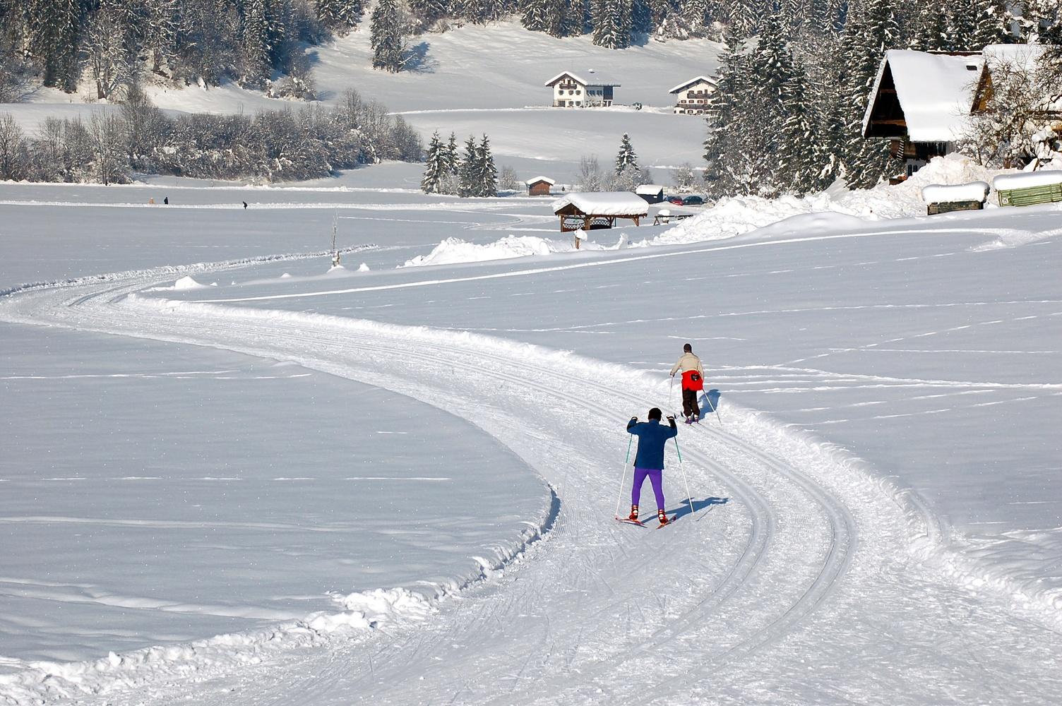 Langlaufzentrum Hochtal Mühlau, Kiefersfelden