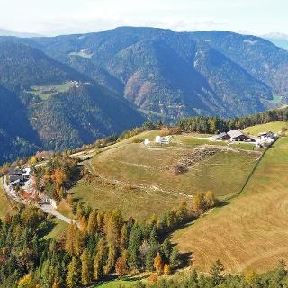 Der Kohlerer Berg von Welschnofen aus gesehen