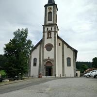 Kirche Schönwald (Start und Ziel)