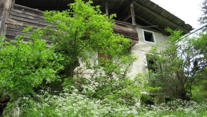 Raut-Gütl - Der Zahn der Zeit nagt an den alten Gebäuden