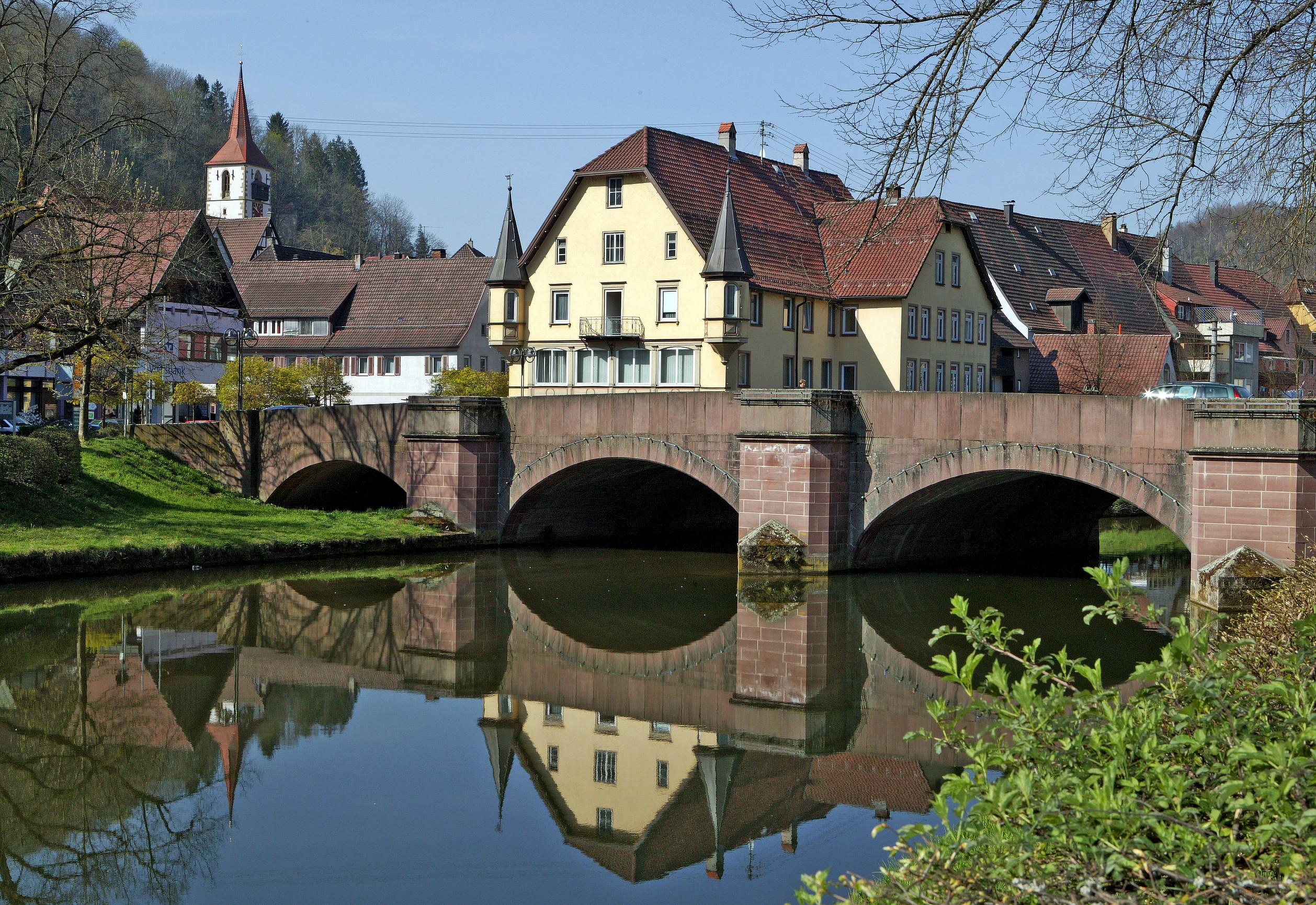 Waldhornbrücke Sulz
