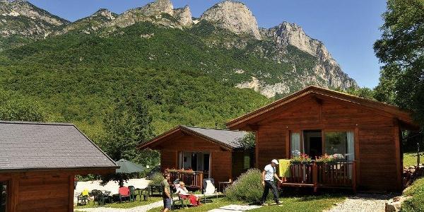 Camping Laghi di Lamar - Trentino