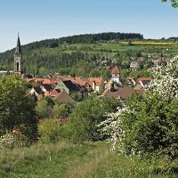 Ansicht Süd Bräunlingen