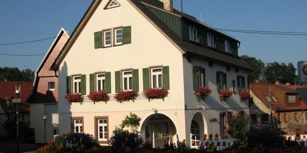 Rathaus in Hausen