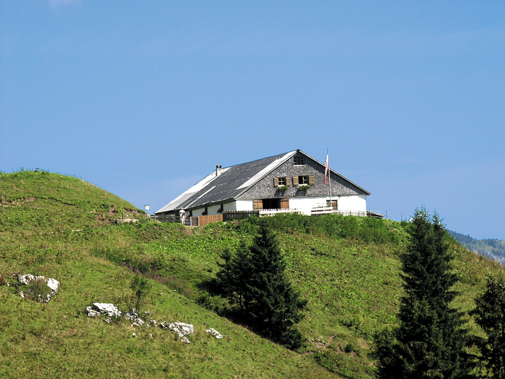 Strindenalm  - @ Autor: Michael Keller  - © Quelle: Tourismusverband Tannheimer Tal