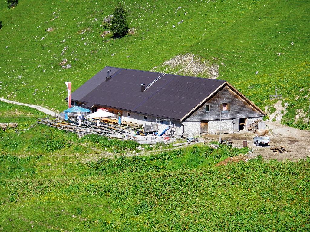 Usseralpe  - @ Autor: Michael Keller  - © Quelle: Tourismusverband Tannheimer Tal