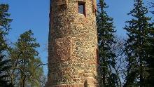 Mit dem Rad vom Niederlausitzer Heidemuseum zum Kromlauer Park
