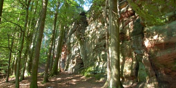 Schafstein bei Erfweiler