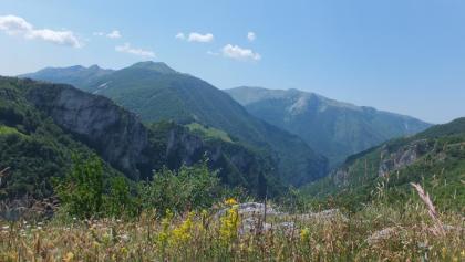 Blick in den Rakitnica Canynon