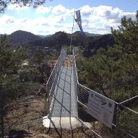 Neue gestalteter Ausblick vom Hahnfelsen