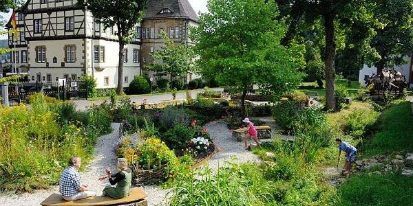 Schulklostergarten St. Kaspar