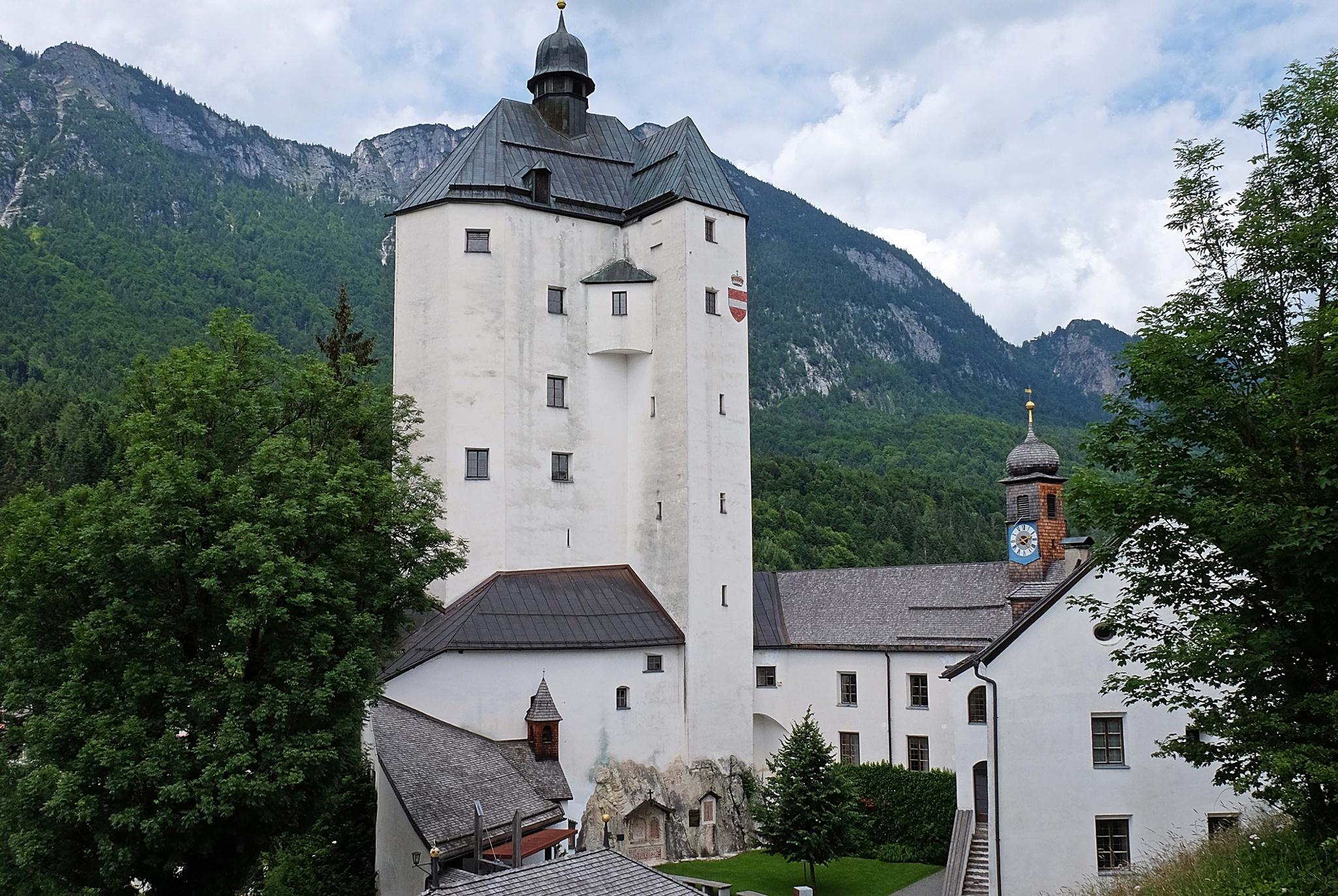 Mariastein in Tirol - Radtour ab Kiefersfelden