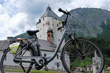 Mariastein E-Bike Radtour ab Kiefersfelden