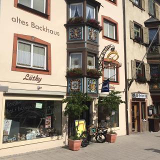 Backhaus Lüthy Rottweil