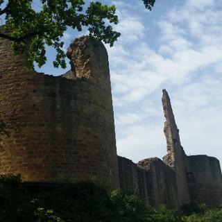 Ruine Neu-Leiningen